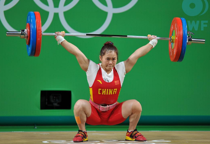 4 Advanced Exercises Elite Chinese Weightlifters Do To ...