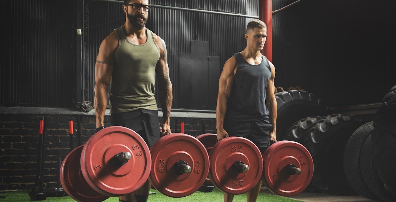 4 Fundamental Strongman Movements Every Athlete Can Add Into