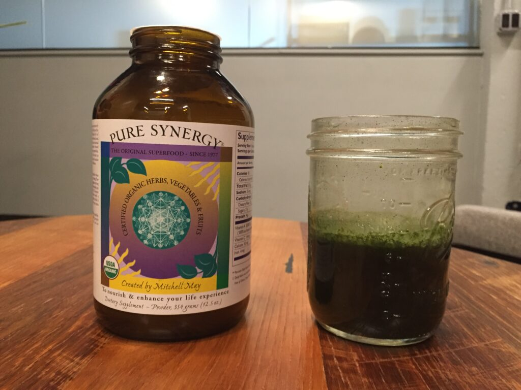 Pure Synergy Greens Powder Review - BarBend