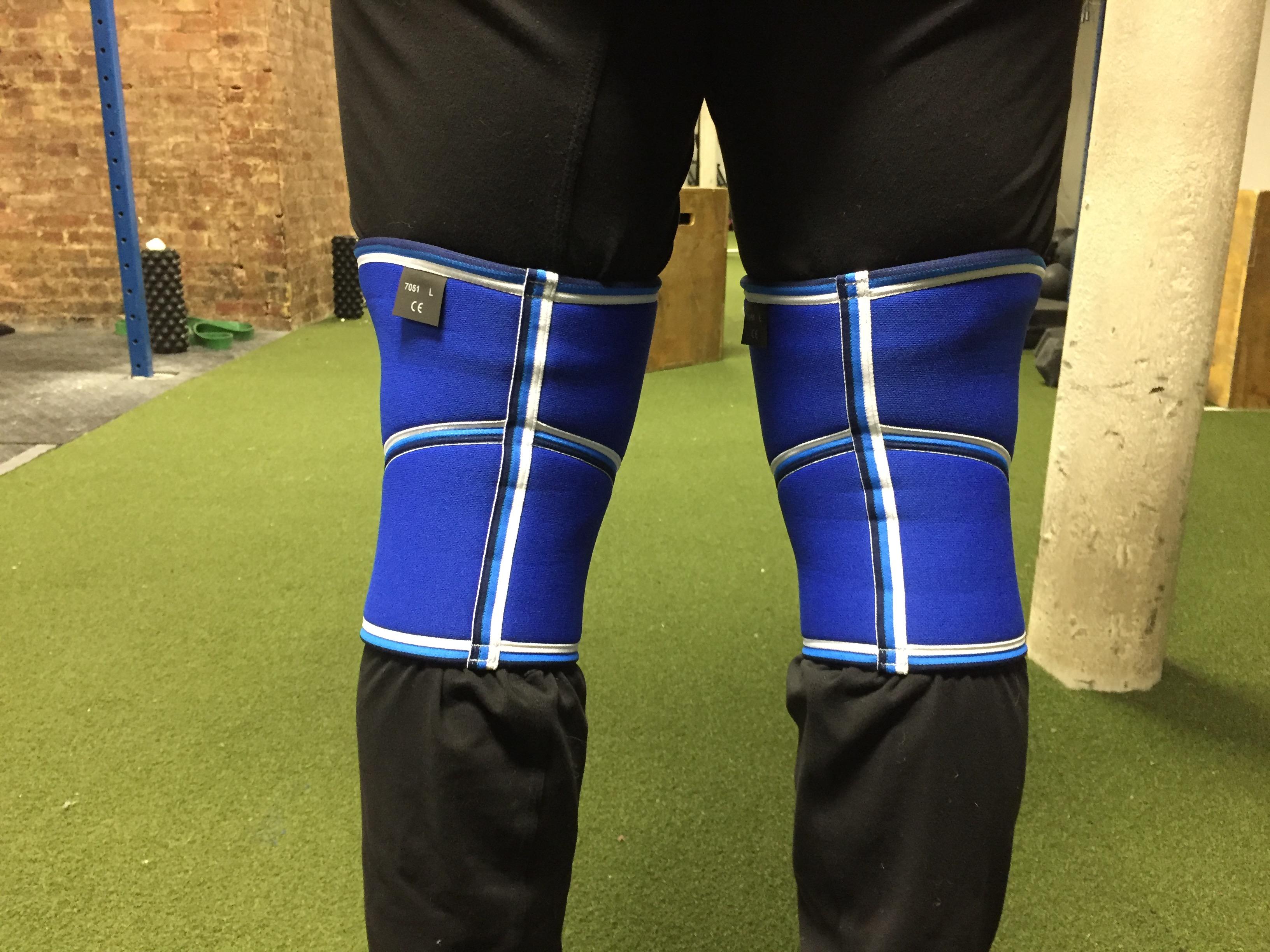Rehband 7mm Knee Sleeves Sizing