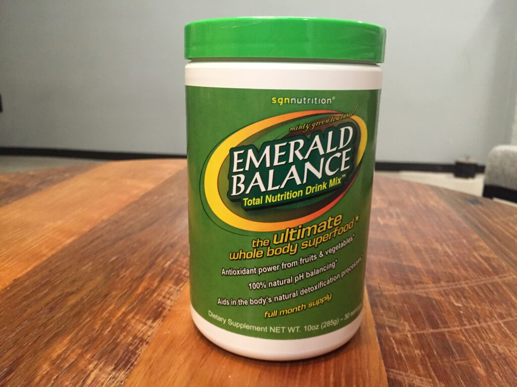 Emerald Balance Review