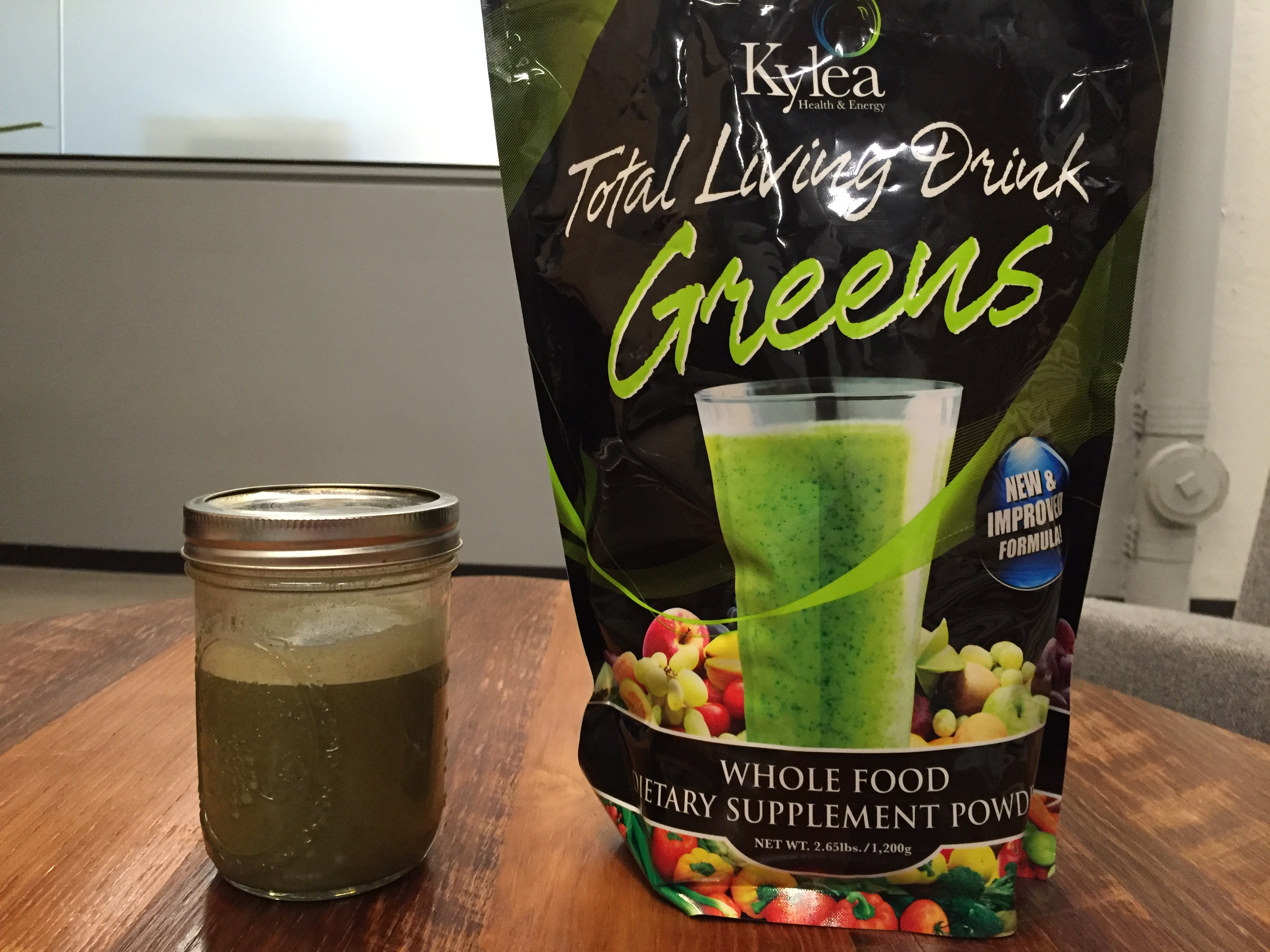 Kylea Total Living Health Greens Review