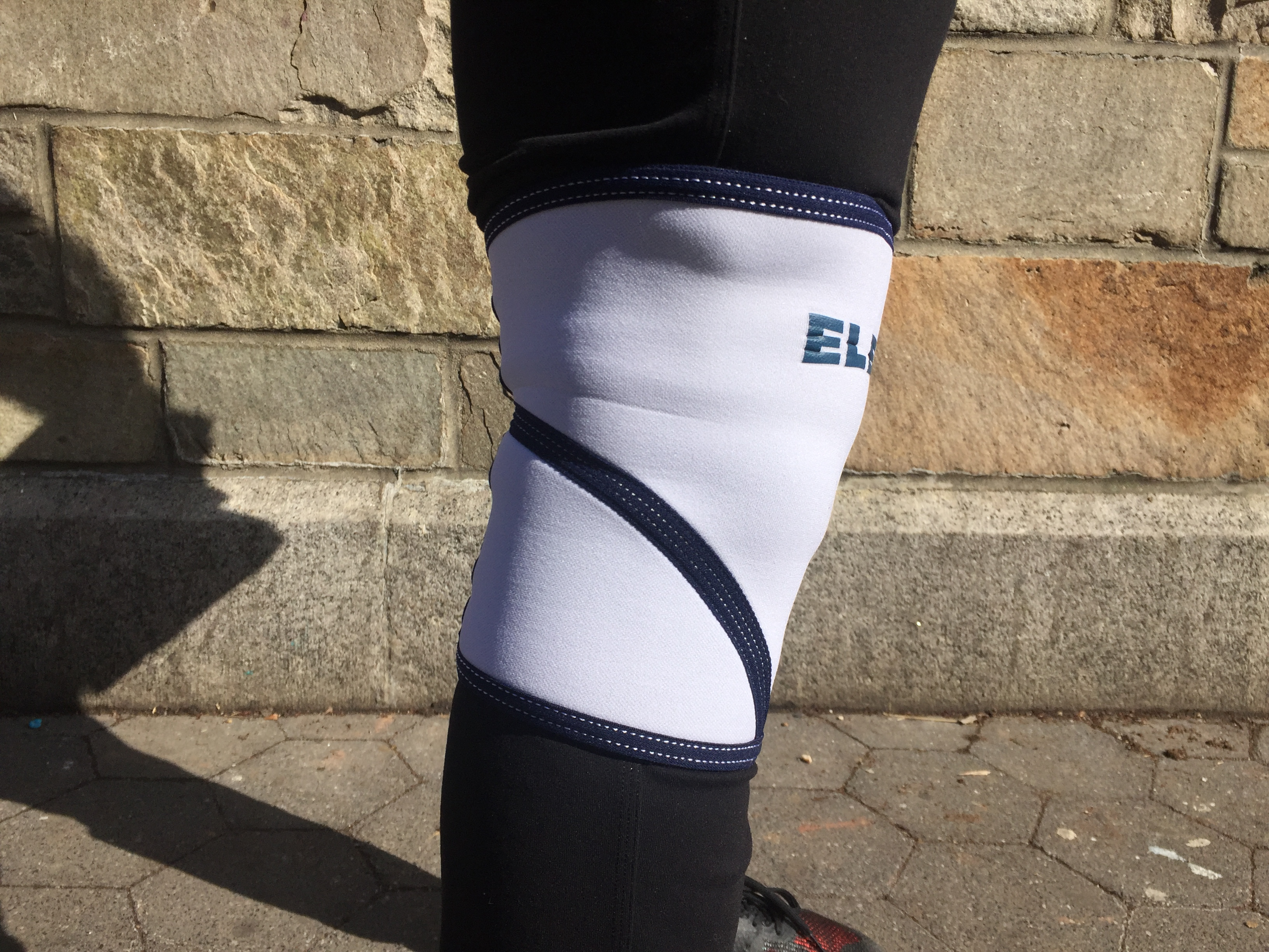 Eleiko 7mm Knee Sleeves Fit