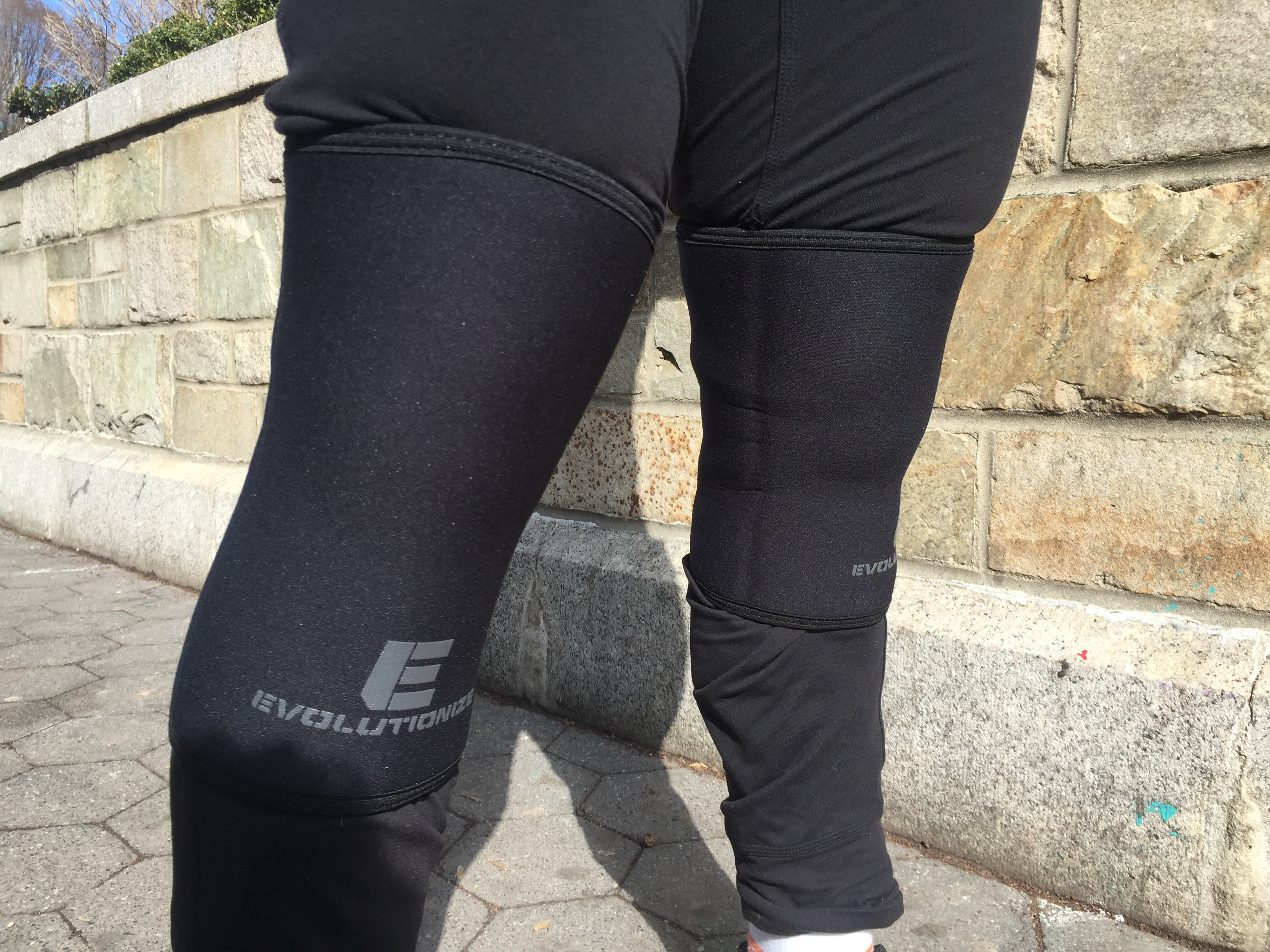 Evolutionize Knee Sleeves Fit