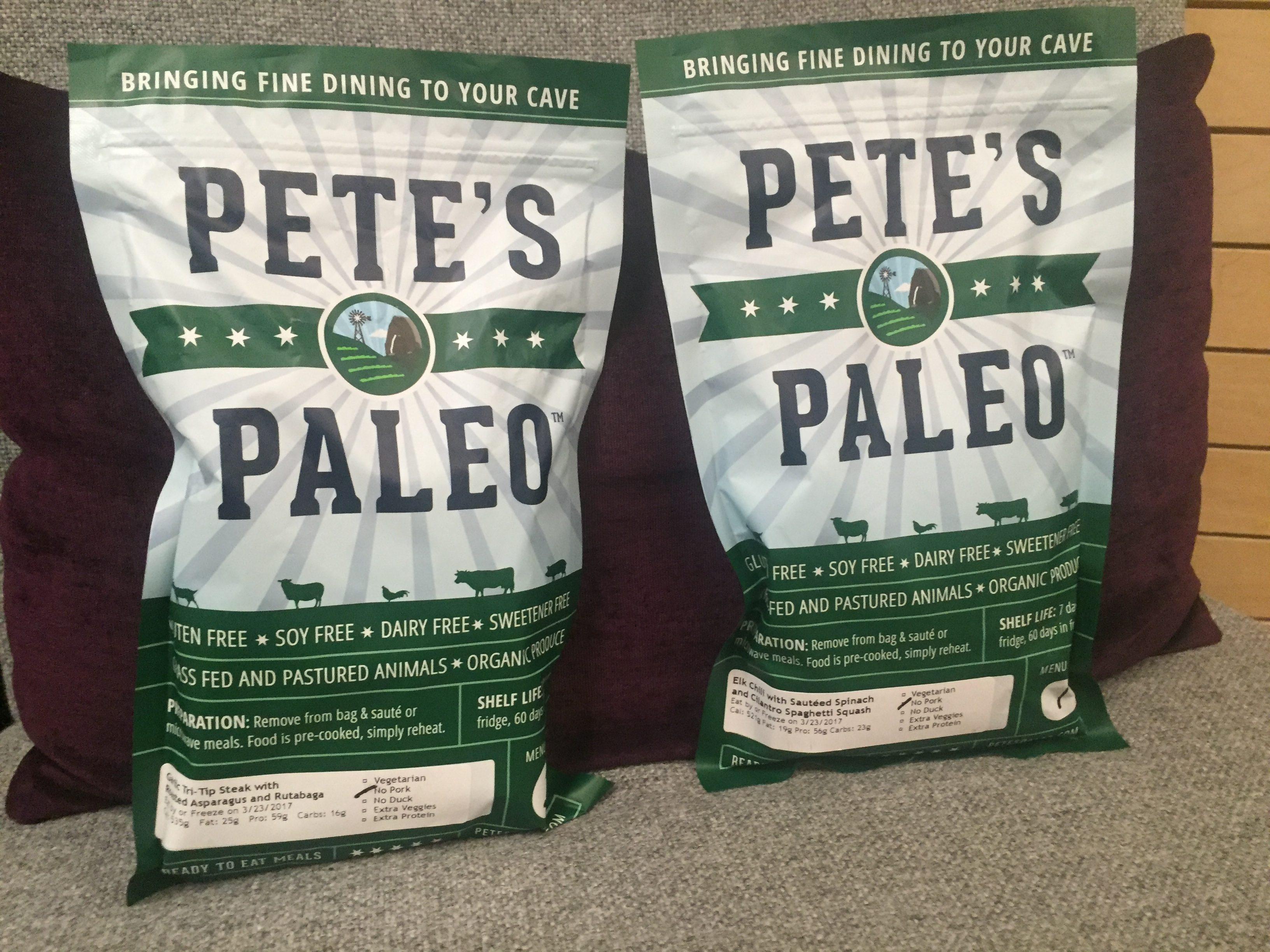 Pete's Paleo Nutrition