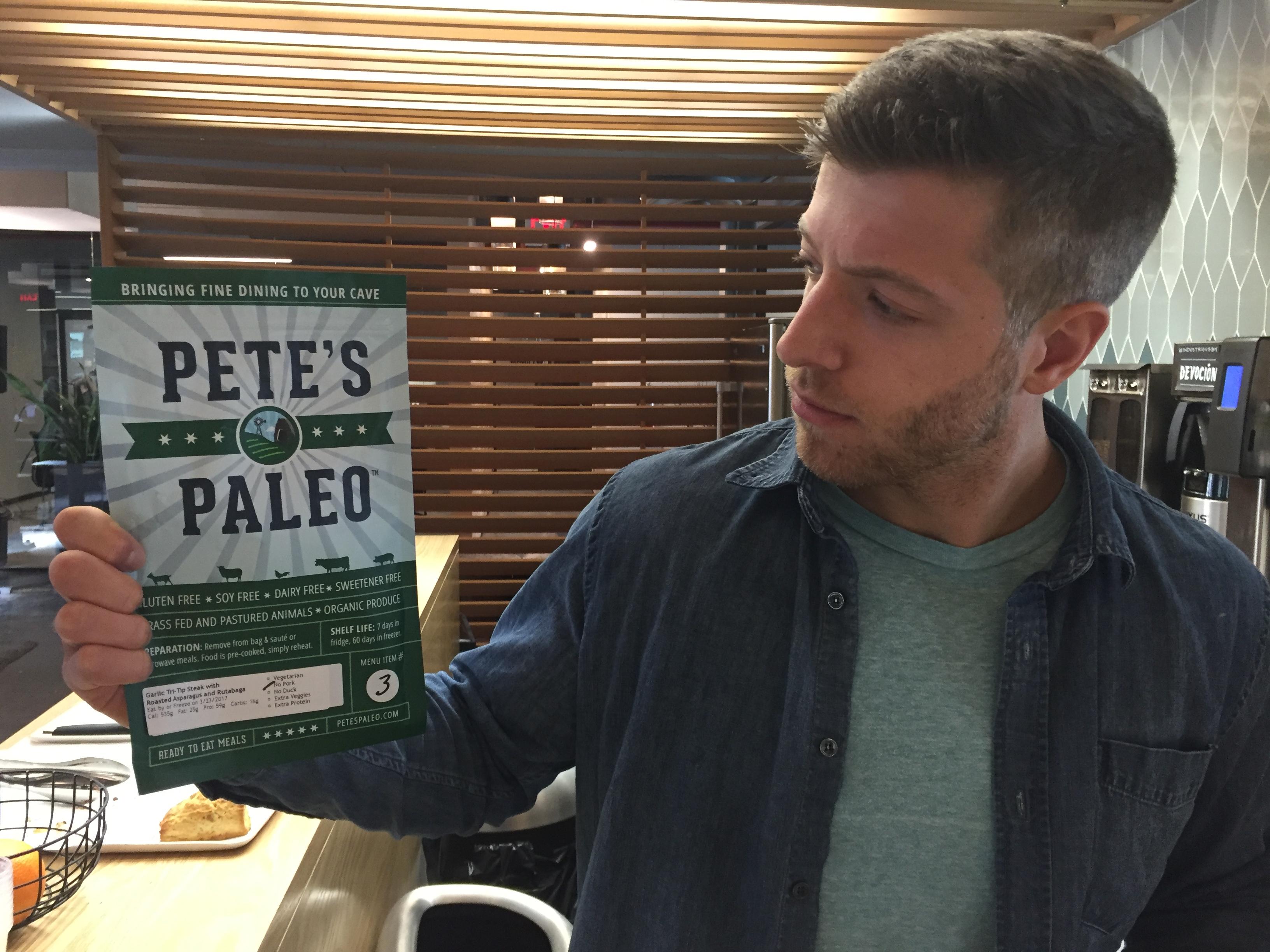 Pete's Paleo Vegetarian