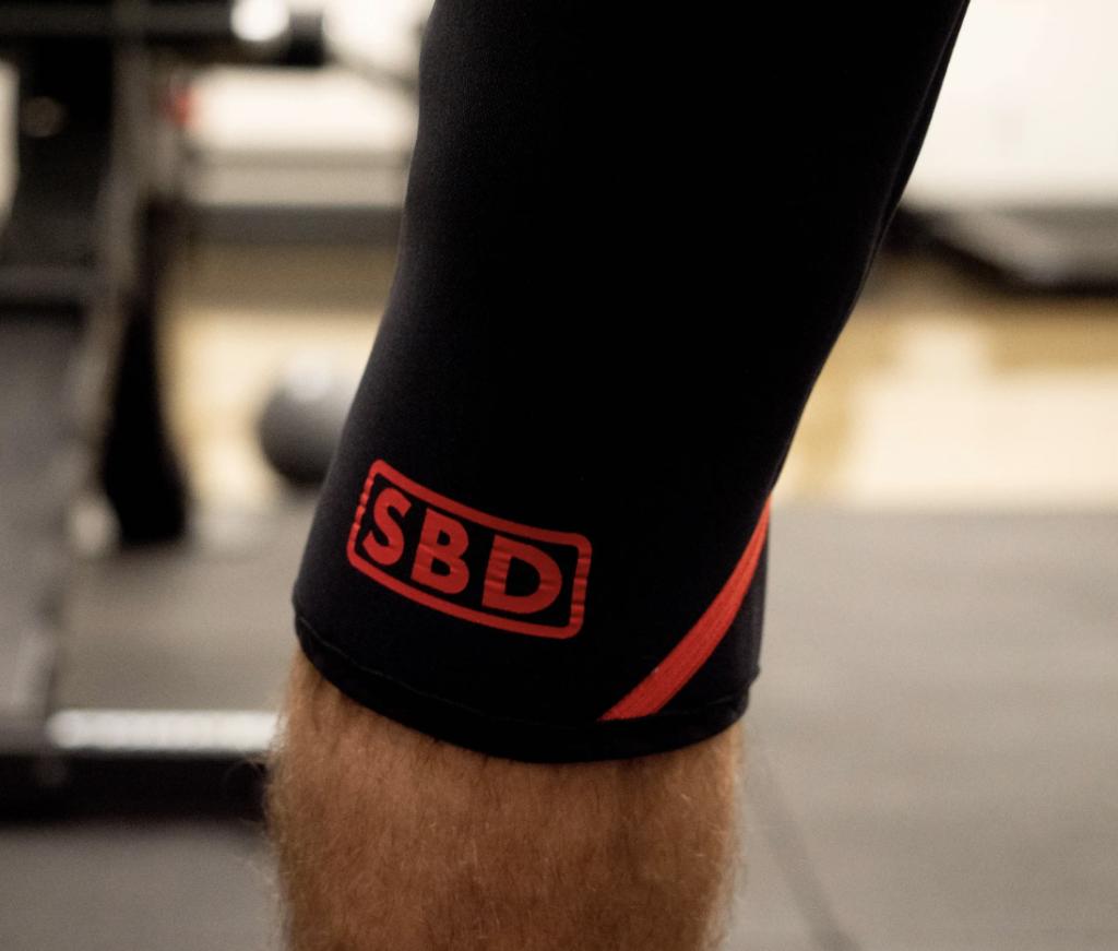SBD Knee Sleeve Fit