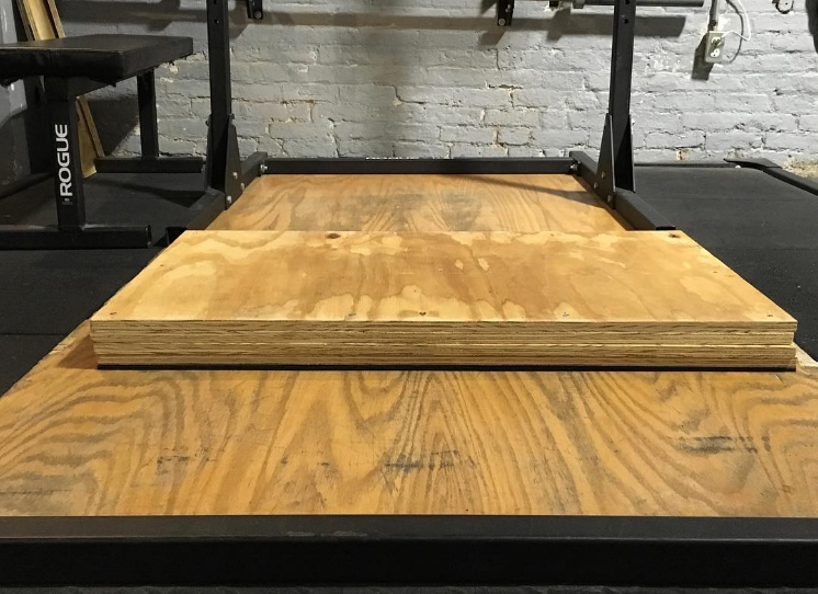 Diy How To Build Your Own Deadlift Olympic Lifting Platform Barbend
