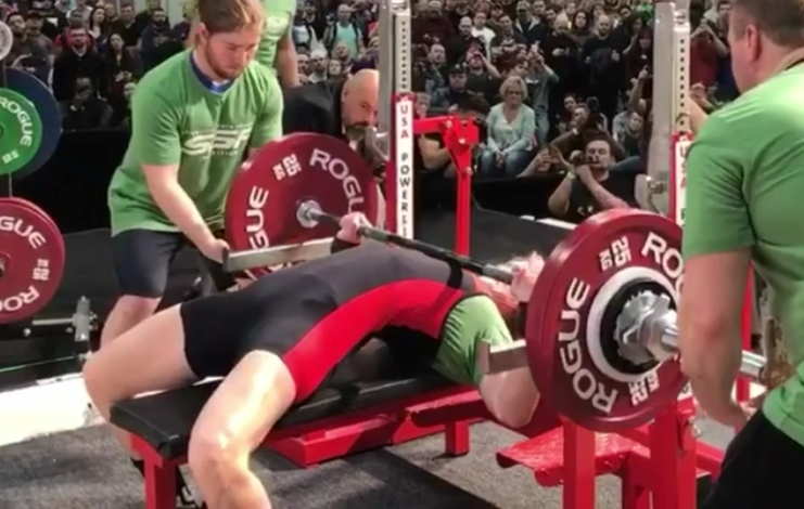 72aa3e9104cc Is Arching in the Bench Press Unsafe or