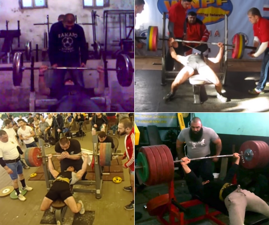 Watch This 75kg Powerlifter Progress From a 100kg to a 240kg