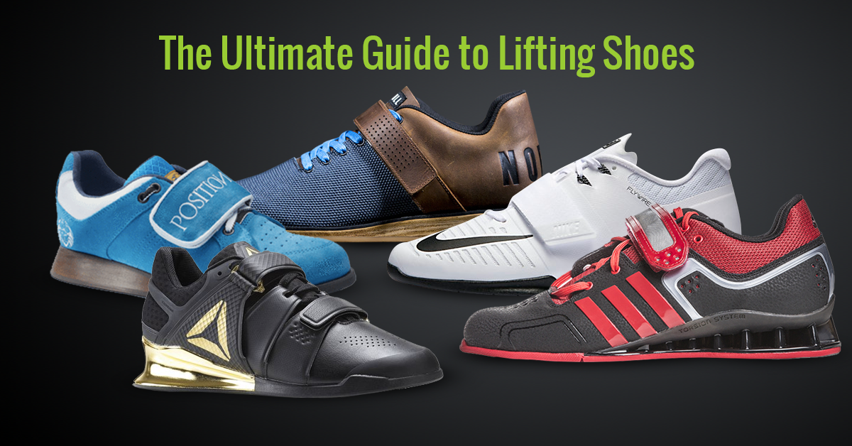 The Ultimate Guide to Lifting Shoes - BarBend e496626e6