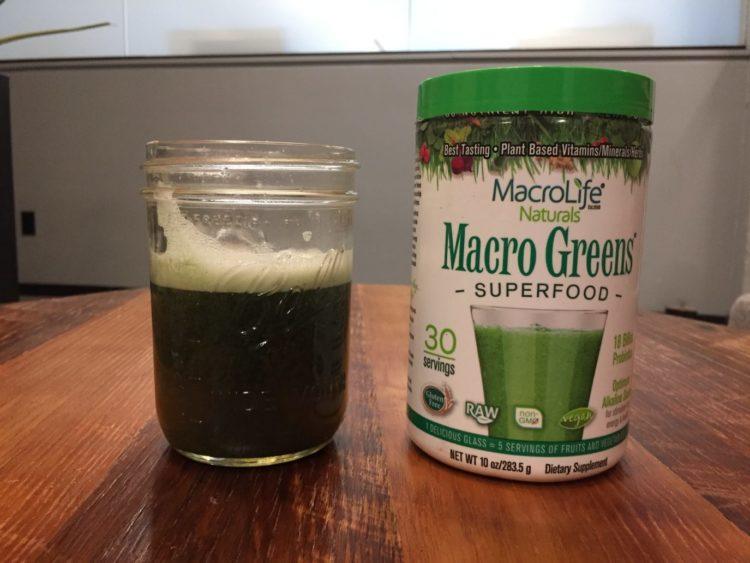 MacroLife's Macro Greens