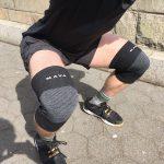Mava Sports Knee Support Material
