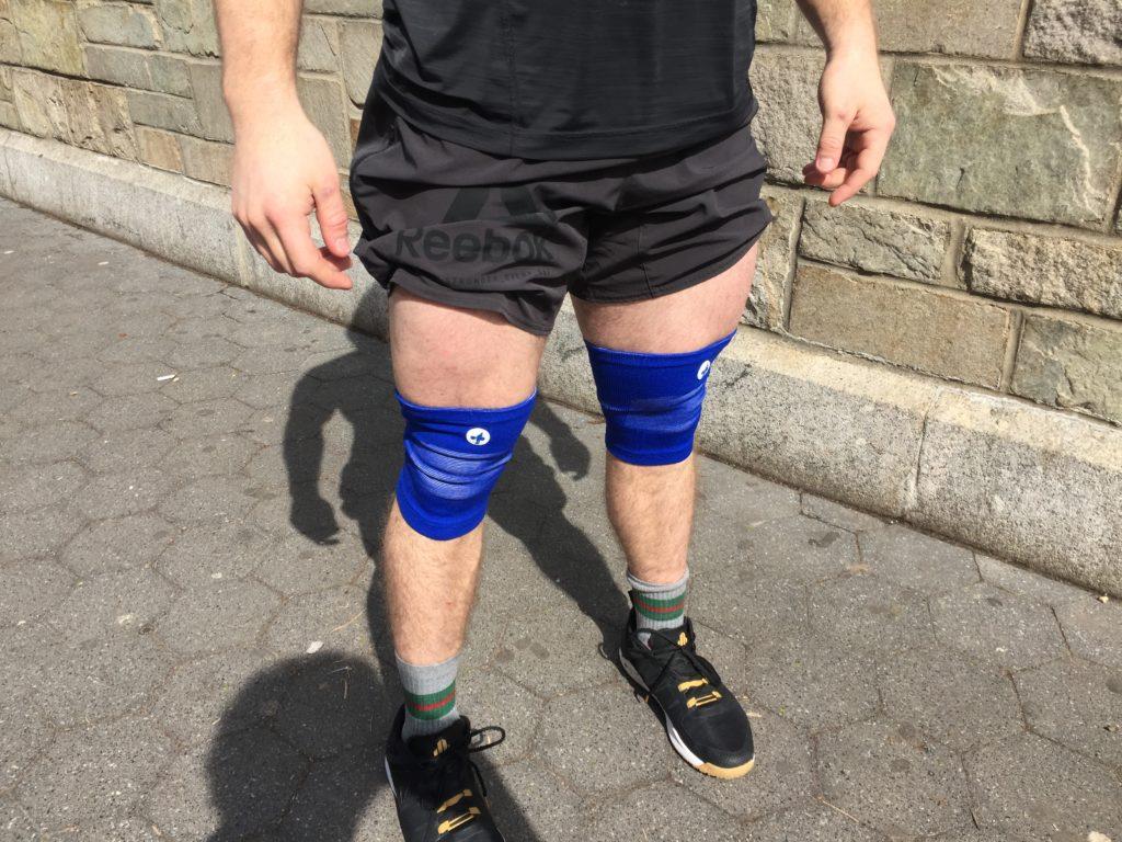 Hookgrip Knee Sleeves Price