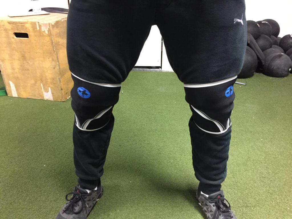 Hookgrip Neoprene Knee Sleeves Sizing