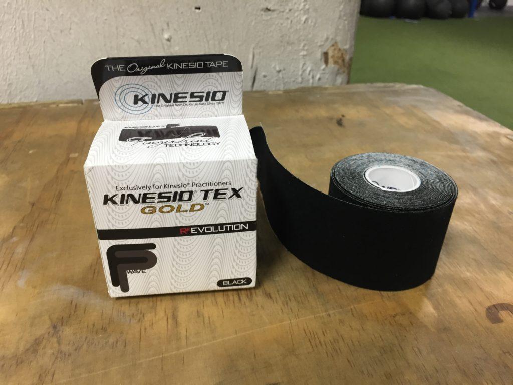 Kinesio Tex Gold Tape Fit