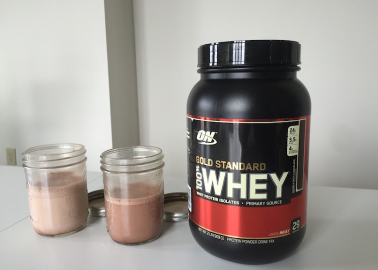 ON Gold Standard Whey Review