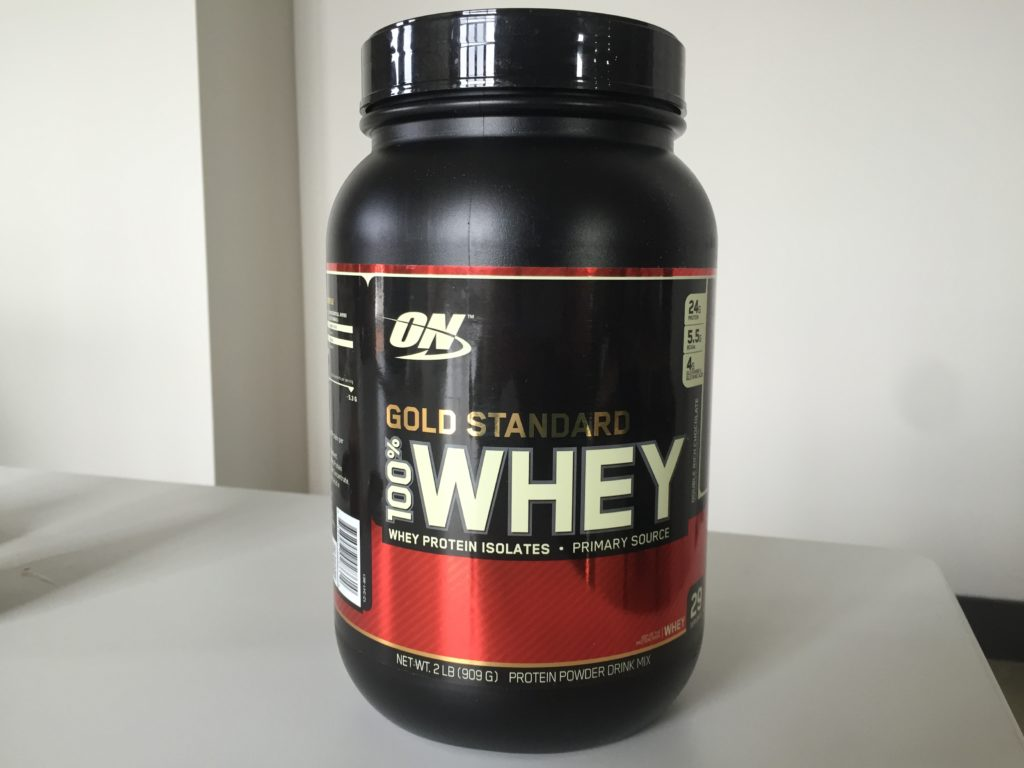 ON Whey Protein Price