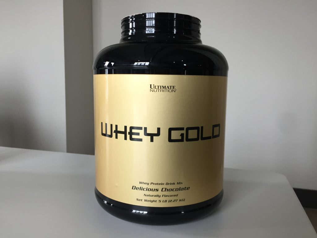 Ultimate Nutrition Whey Gold Price