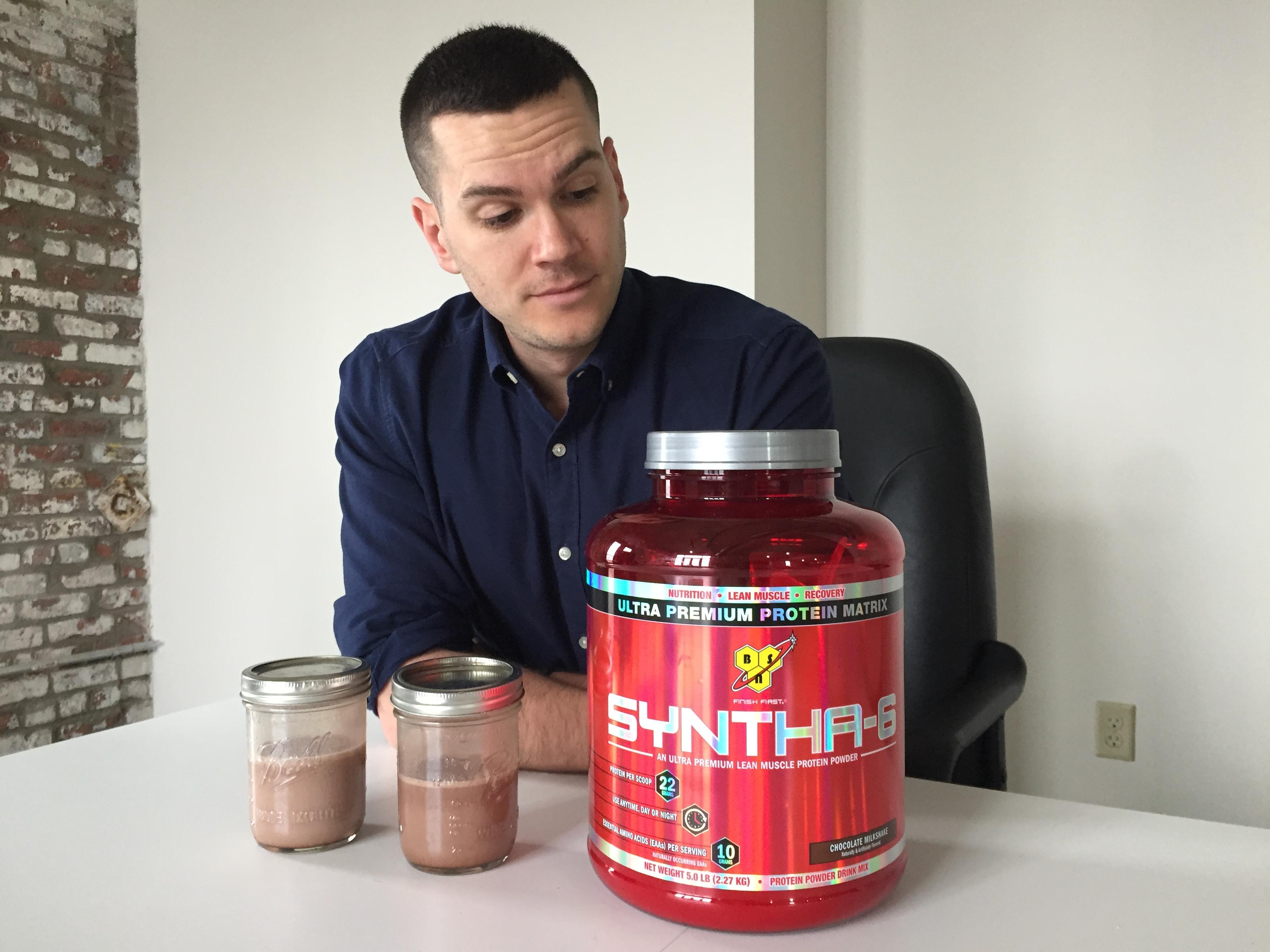 BSN Syntha 6 Taste