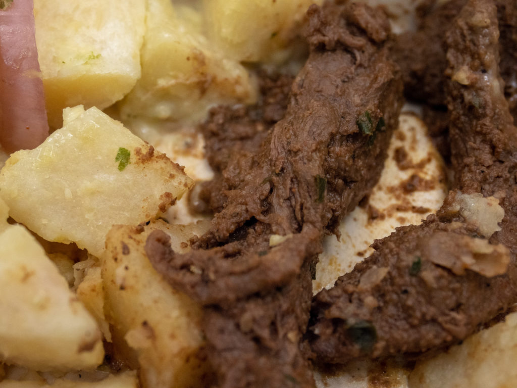 Kettlebell Kitchen Steak