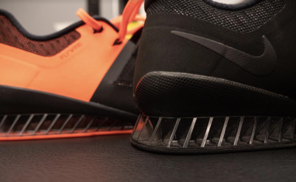 Nike Romaleos 3 Heel Height