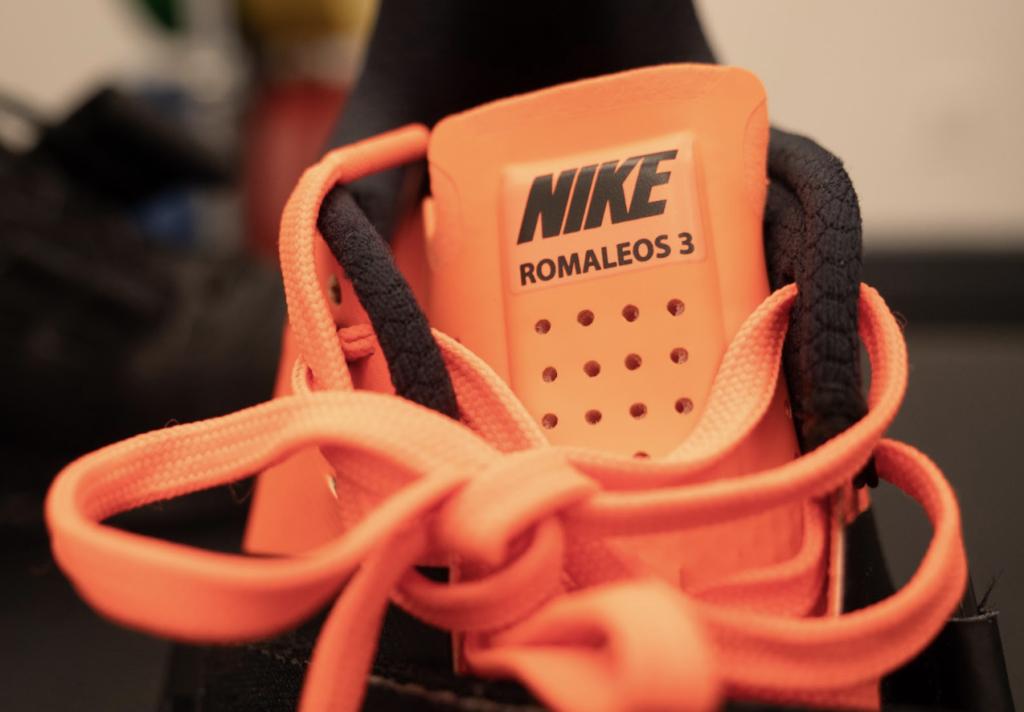 Nike Romaleos 3 Tongue