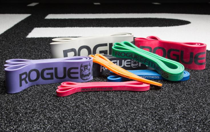 Rogue Fitness Pull Up Bands