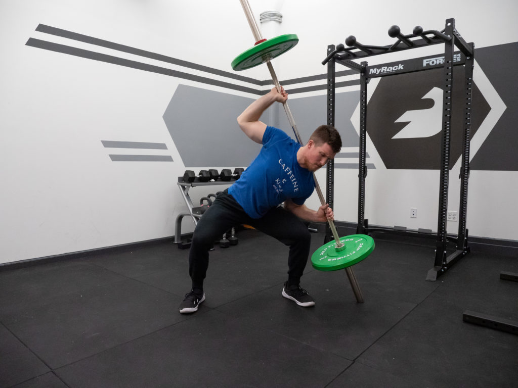 Steinborn Squat Exercise Guide - Pull Yourself Down