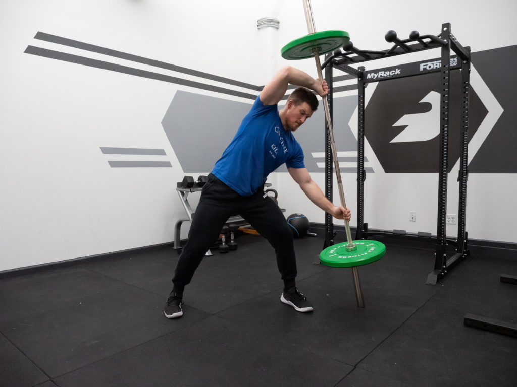 Steinborn Squat - Exercise Guide and Technique - BarBend