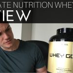 Ultimate Nutrition Whey Gold Review