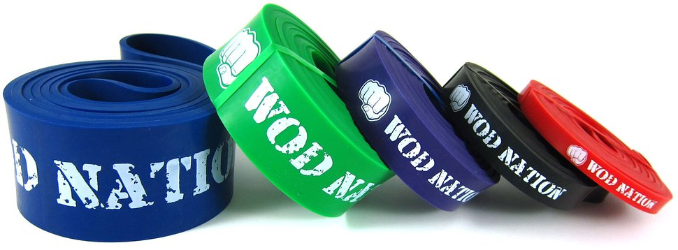 WOD Nation Pull Up Band