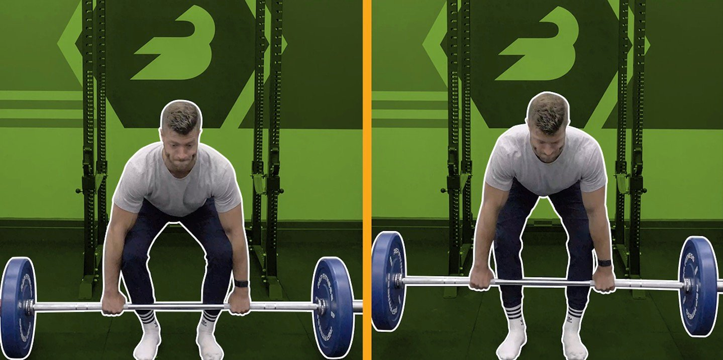 Romanian Deadlift vs Deadlift: Which Is Best for Your Goals? - BarBend