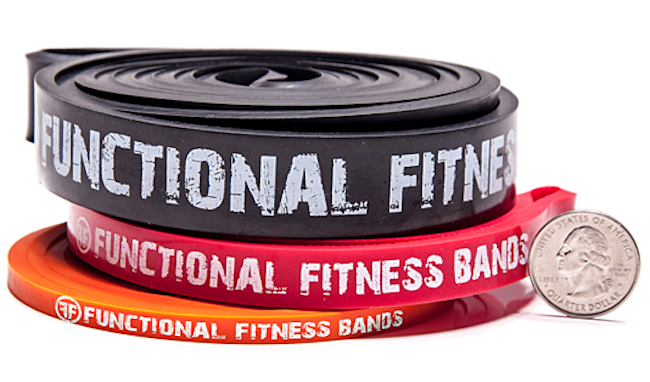Functional Fitness Bands Review