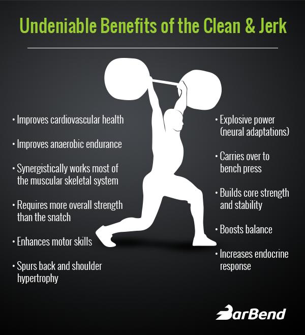 Lengthy workout jerk