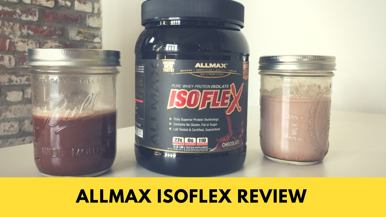 difference between iso and fit whey