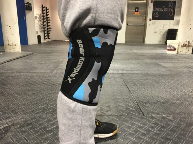 Four panel knee sleeve construction and their benefits