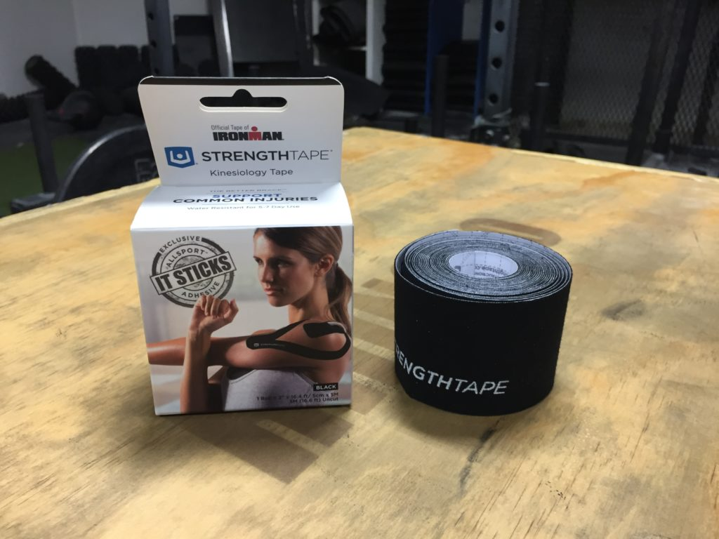 StrengthTape Kinesiology Tape Review