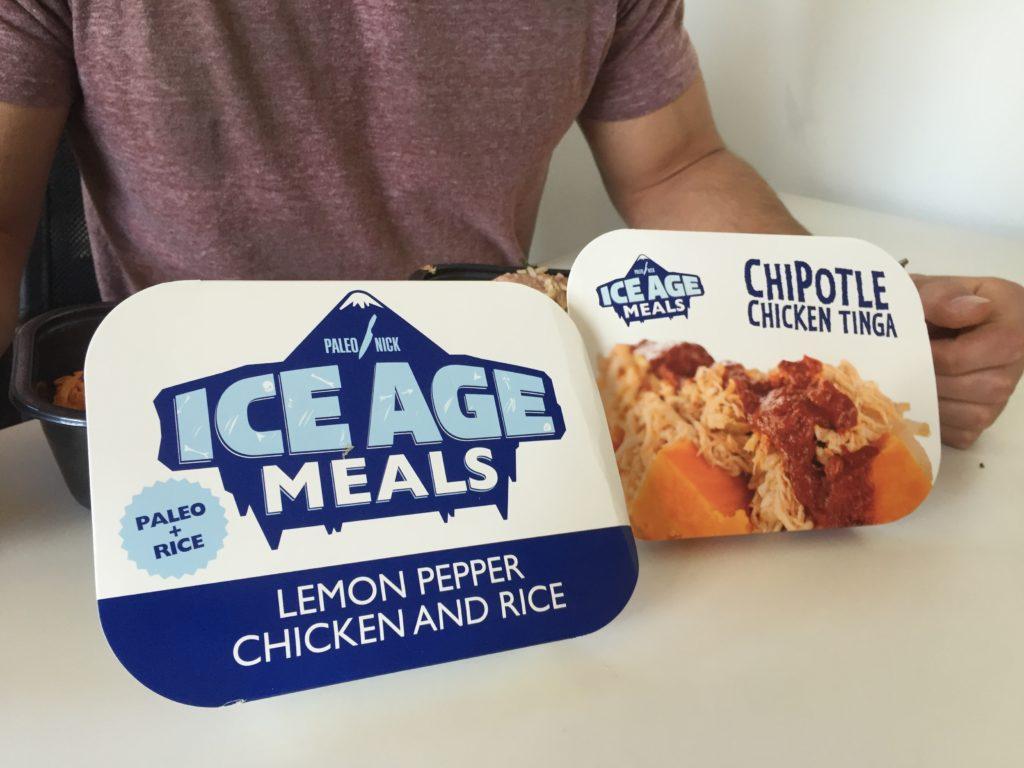 Ice Age Meals Taste