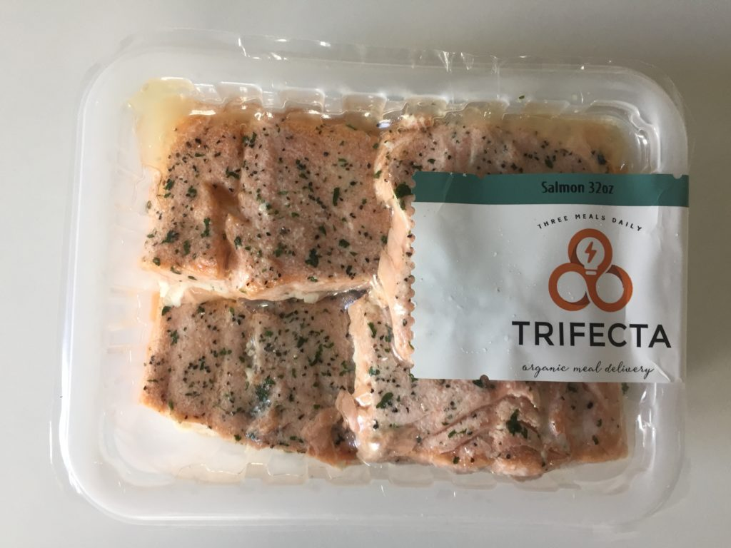 Trifecta Nutrition Salmon