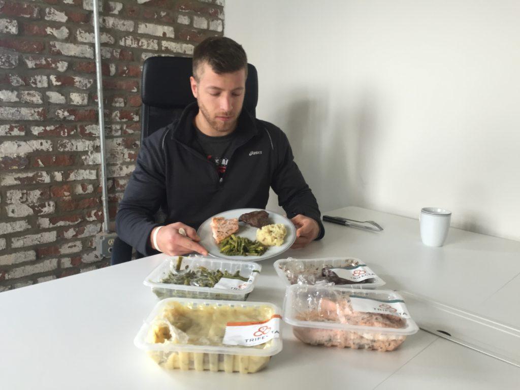 Trifecta Nutrition Taste