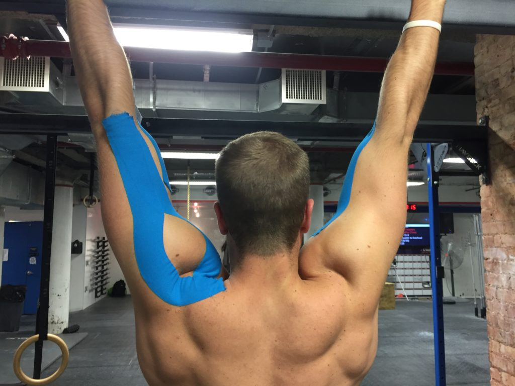Master of Muscle Beast Tape Application