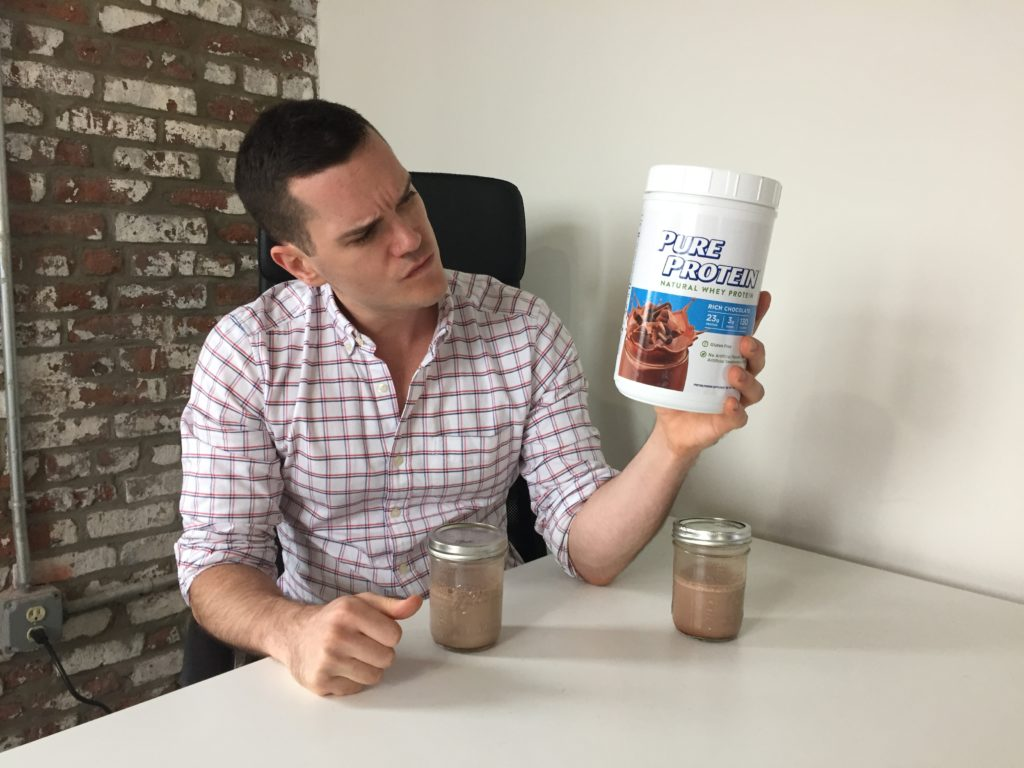 Pure Protein Natural Whey Review
