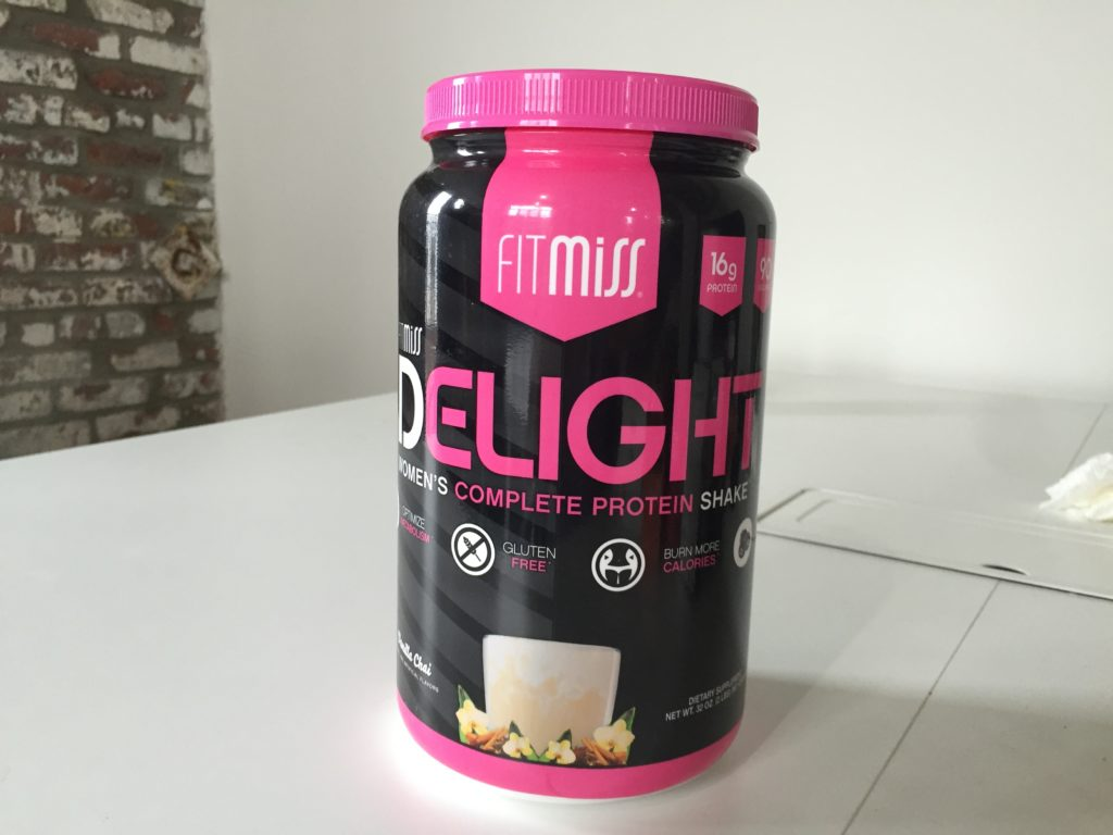 FitMiss Delight Protein Shake Review