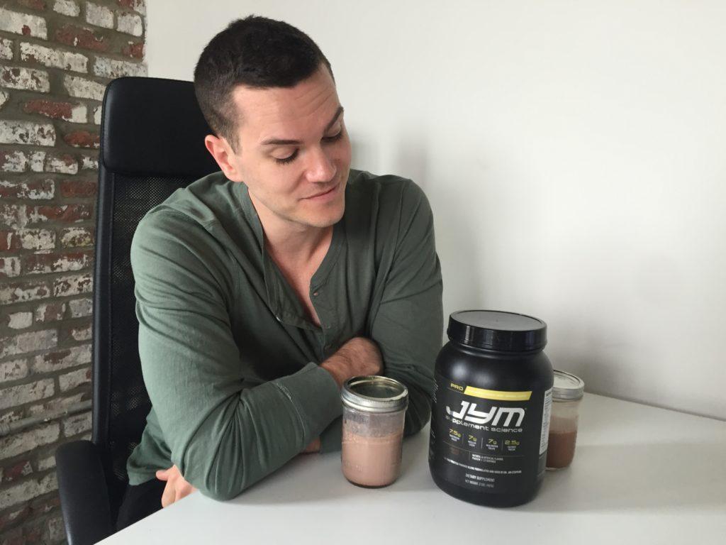 Pro Jym Protein Ingredients