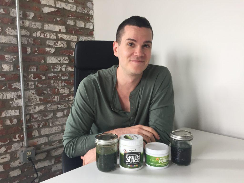 Patriot Power Greens Versus Organifi Green Juice