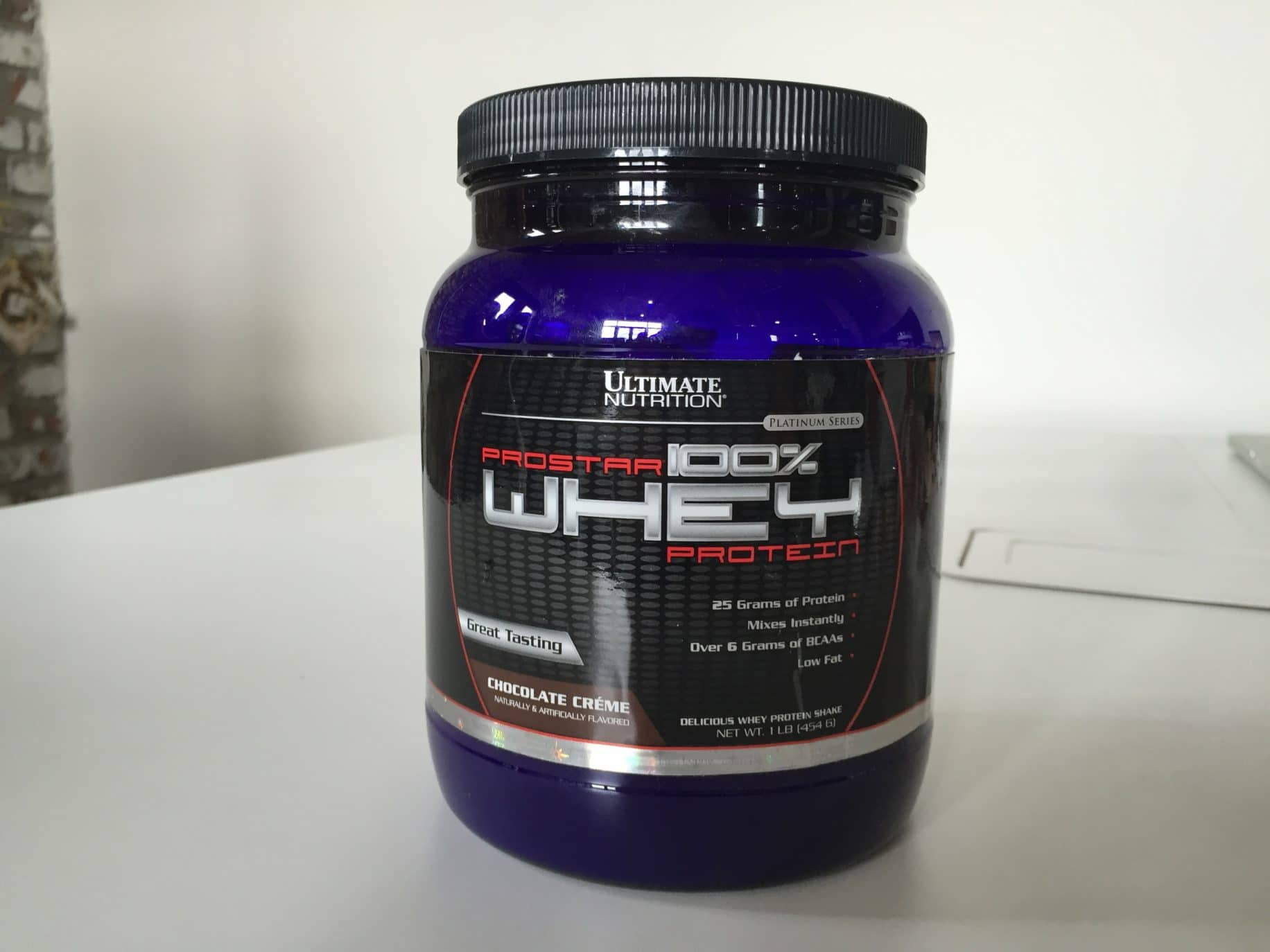 Ultimate Nutrition Prostar 100% Whey Review — The Next Great Protein?
