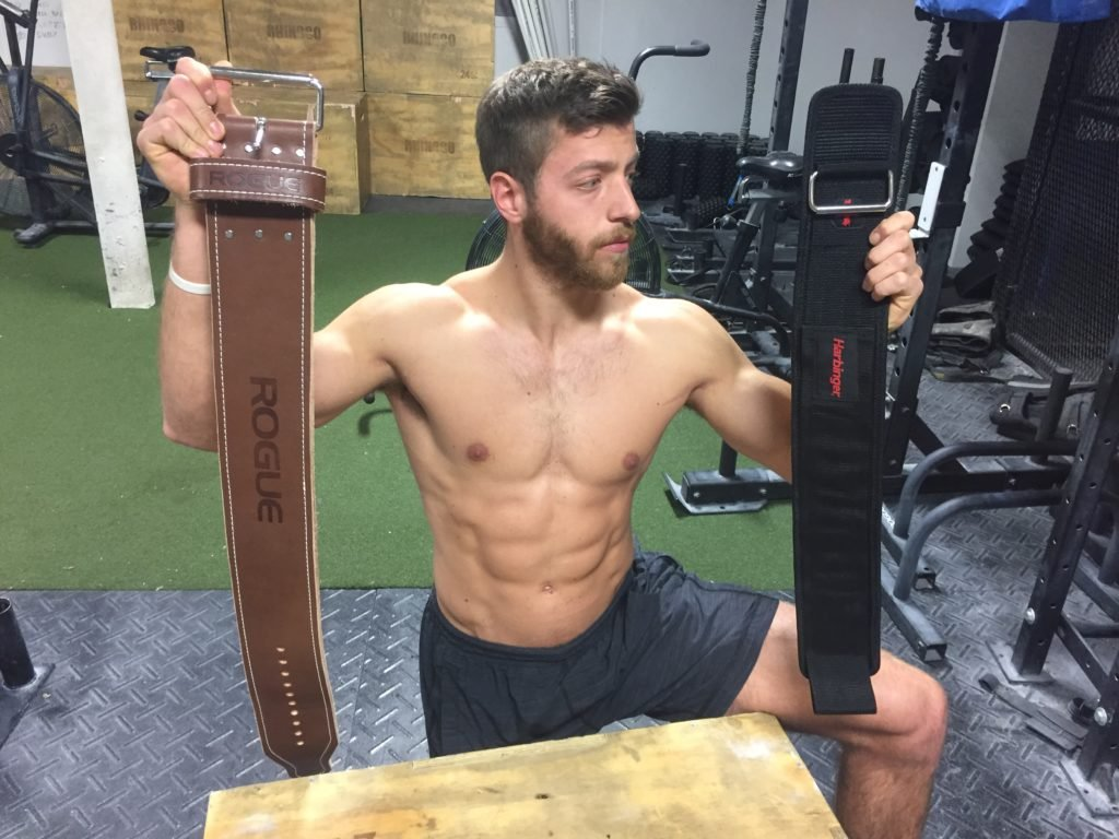 Leather Versus Nylon Lifting Belts Compared