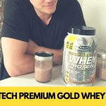 MuscleTech Pro Series Premium Gold 100% Whey