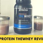 MyProtein TheWhey